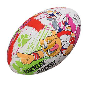 GILBERT england ruckley kid's maskot rugby ball