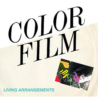 Color Film - Living Arrangements [CD] USA import