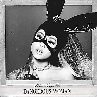 Ariana Grande - Dangerous Woman (Ed) [CD] USA import