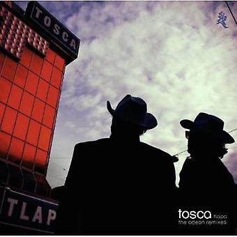 Tosca - Tlapa Odeon Remixes [CD] USA importerer