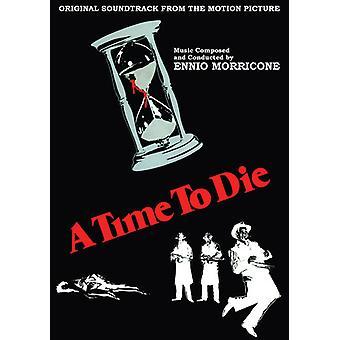 Ennio Morricone - tid til at dø - O.S.T. [CD] USA importerer