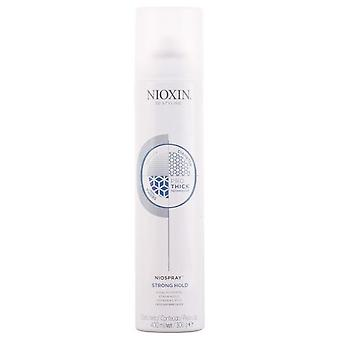 NIOXIN Strong Hold Niospray 400Ml (kvinna, hårvård, hårstyling, stylingprodukter)