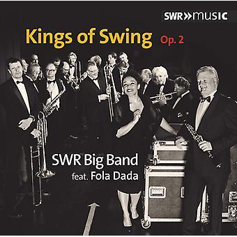 Dada / Swr Big Band - importazione USA Kings of Swing op. 2 [CD]