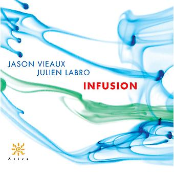 Vieaux, J. / Lund / Dominguez / Brouwer - Infusion [CD] USA import
