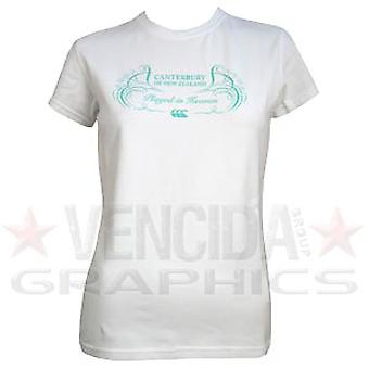 CCC ladies lifestyle fitted t-shirt