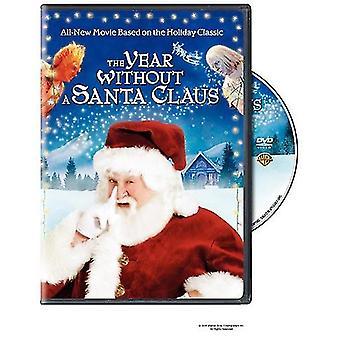 År utan ett Santa Claus [DVD] USA import