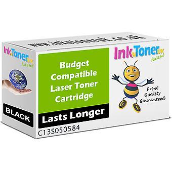 Toner noir C13S050584 S050584 compatible pour Epson Aculaser MX20DTN