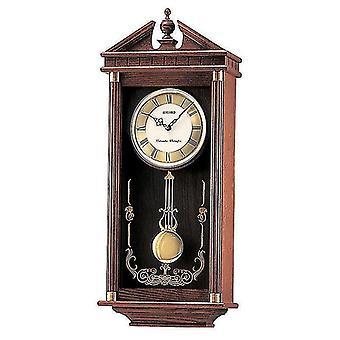 Seiko Westminster/Whittington dubbele klokkenspel Wandklok - Brown (Model nr. QXH107B)