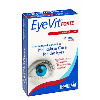 Health Aid Eyevit Forte Blister Pack 30's Tablets