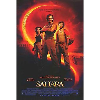 Sahara Movie Poster (11 x 17)