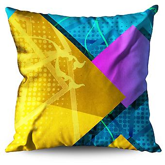 Fashion Abstract Stylish Linen Cushion Fashion Abstract Stylish | Wellcoda