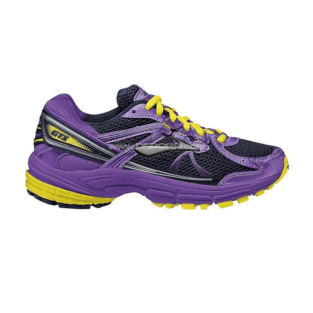 BROOKS kids running shoe ADRENALINE [purple] GTS  [purple] ADRENALINE f60498