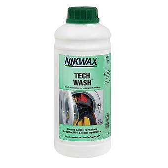Nikwax Tech Wash imprægnering 1L