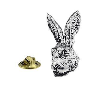 Haas hoofd tinnen Lapel pins Badge, konijn