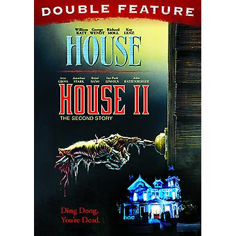 House Double Feature [DVD] USA import
