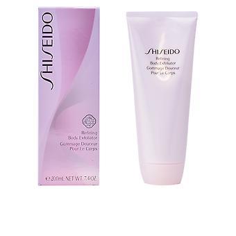 Shiseido avançado corpo Essentiel energia refino esfoliante 200 Ml para as mulheres
