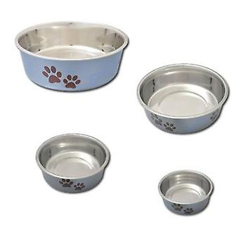 Nayeco Stainless steel feeding trough for dogs Baltic 1.5 L
