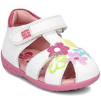 Agatha Ruiz De La Prada 182901ABLANCO universal  infants shoes