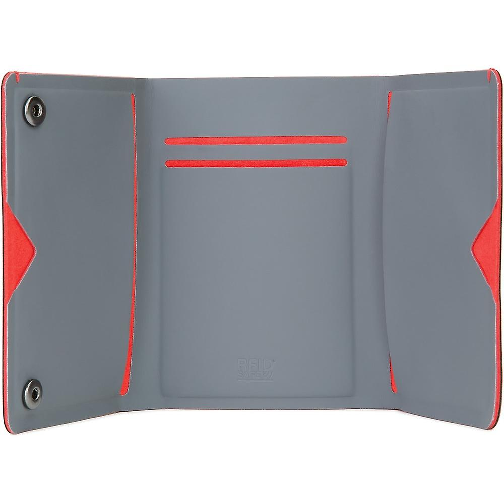 Pacsafe RFIDsafe TEC Trifold Wallet Ultra Lightweight with 6 Slots