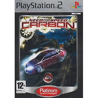 Need For Speed Carbon Platinum (PS2)