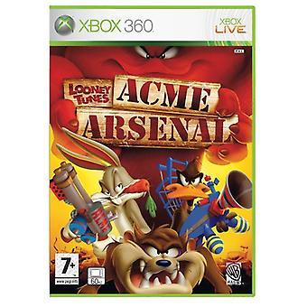 Looney Tunes Acme arsenaal (X360)