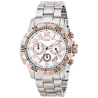 Invicta  Signature 7197  Stainless Steel  Watch