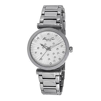 Kenneth Cole New York women's wrist watch analog stainless steel KC0018