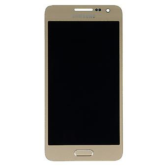 Display LCD complete set GH97-17787 B gold for Samsung Galaxy S5 neo G903F