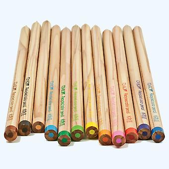 Tombow Recycled Colored Pencils 12/Pkg-Assorted
