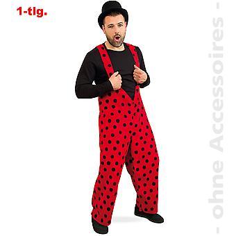 Bib Ladybird beetle pants bug costume Ladybug unisex costume