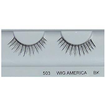Wig America Premium False Eyelashes wig496, 5 Pairs