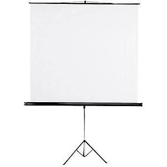 Hama 18796 18796 Tripod projector screen 180 x 180 cm Image format: 1:1