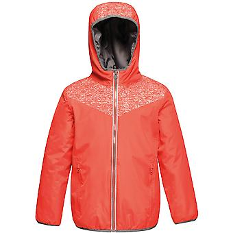 Regatta Boys & Girls Reflector Waterproof Insulated Coat