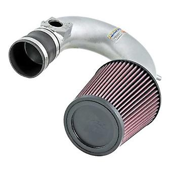 K&N 69-8752TS Typhoon Air Intake Kit, Short Ram, Silver