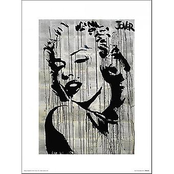 Loui Jover Kunstdruck Icon  Kleinformat