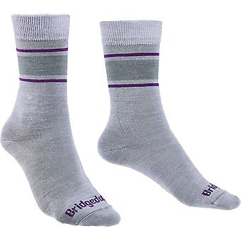 Bridgedale Womens Everyday Ultra Light Merino Walking Socks