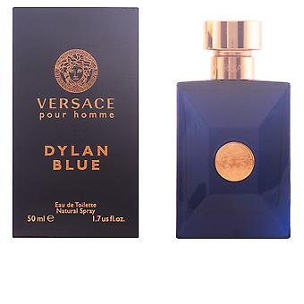Versace Dylan Blue Eau De Toilette Vapo 50ml Mens New Perfume Spray Sealed Boxed