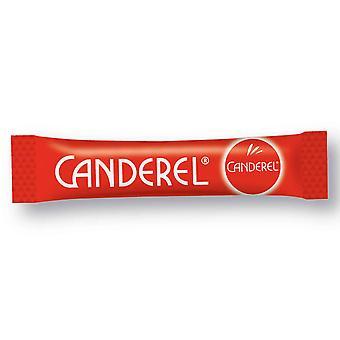Canderel rot granulare Süßstoff Sticks