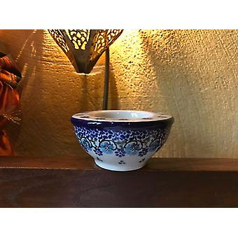 Teelichthalter, Ø 8,5 cm, 4 cm, Royal Blue, BSN A-0727
