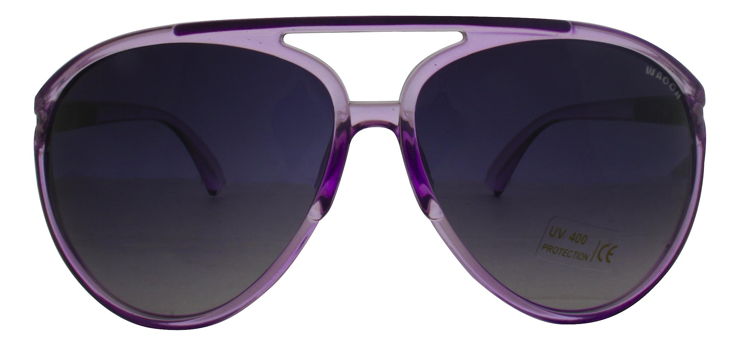Waooh - Sunglasses 633-8015 - Mount Color Protection UV400 Category 3 - Sunglasses