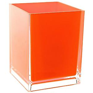 Gedy Rainbow Waste Bin 6L Orange RA09 67