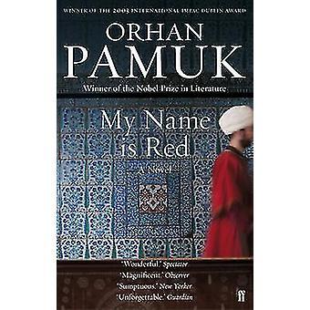 Mijn naam is Red (Main) door Orhan Pamuk - Erdag M. Goknar - 978057126883