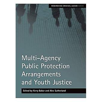 Régimen de protección pública interinstitucional y justicia juvenil - 97818