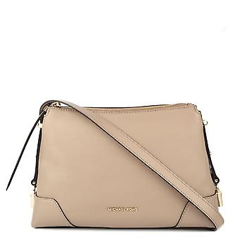 MICHAEL by Michael Kors Crosby Truffle Leather Messenger Bag