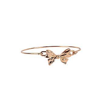 Lovemystyle or bracelet avec fermoir Bow
