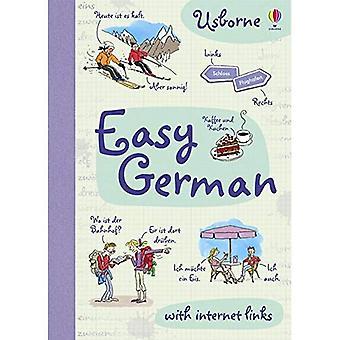 Helppoa Saksan (Usborne helppoa kieltä)