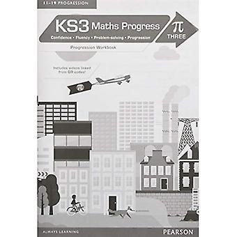 KS3 Maths Progress Progression Workbook PI 3 (KS3 Maths series)