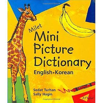 Milet Mini Picture Dictionary: English-Korean (Milet Mini Picture Dictionaries)