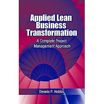 Enterprise Lean Six Sigma Implementation: A Step-by-step Business Transformation Methodology