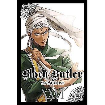 Black Butler, Band 26